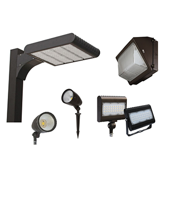 Outdoor Led Lights manufacturer at Netra Leds Randheja Gandhinagar